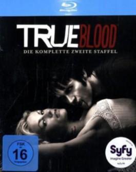 True Blood, 5 Blu-rays. Staffel.2