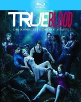 True Blood, 5 Blu-rays. Staffel.3