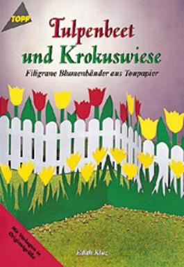 Tulpenbeet und Krokuswiese