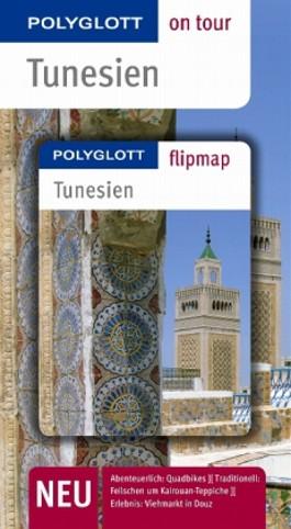 Tunesien - Buch mit flipmap