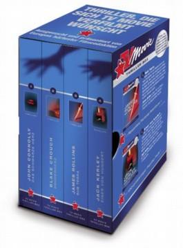 TV Movie Thriller-Box, 4 Bde.