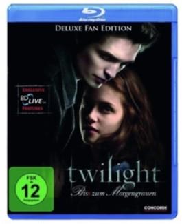 Twilight - Bis(s) zum Morgengrauen, Deluxe Fan Edition, 1 Blu-ray