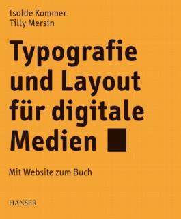 Typografie und Layout für digitale Medien
