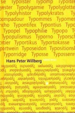 Typolemik /Typophilie