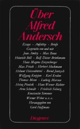 Über Alfred Andersch