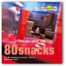 Um die Welt mit 80 Snacks