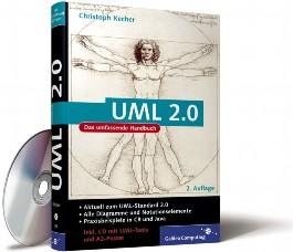 UML 2.0, m. CD-ROM