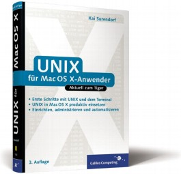 UNIX für Mac OS X-Anwender