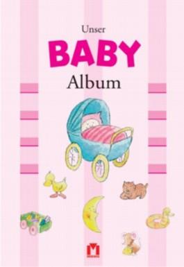 Unser Baby-Album Mädchen