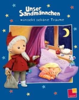 Unser Sandmännchen wünscht schöne Träume