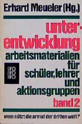 Unterentwicklung. Bd.2