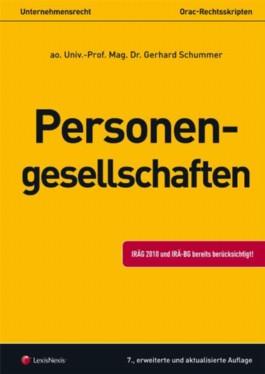 Unternehmensrecht - Personengesellschaften
