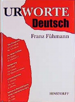 Urworte Deutsch