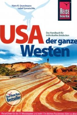 USA,der ganze Westen