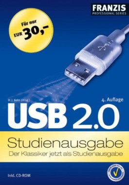 USB 2.0, Studienausgabe, m. CD-ROM