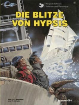 Valerian & Veronique, Band 12: Die Blitze von Hypsis