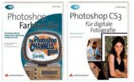Valuepack: Photoshop CS3 für digitale Fotografie + Photoshop Farbkanäle