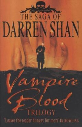 Vampire Blood Trilogy