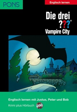 Vampire City, m. MP3-CD