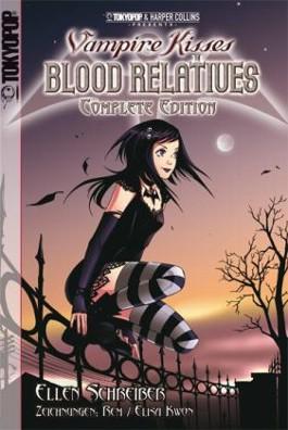 Vampire Kisses (Complete Edition)