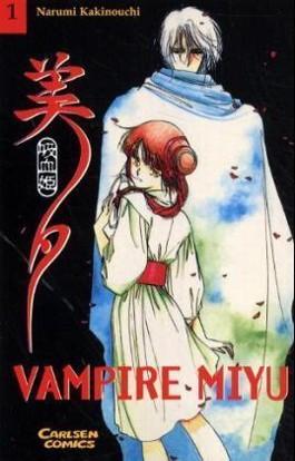 Vampire Miyu. Bd.1