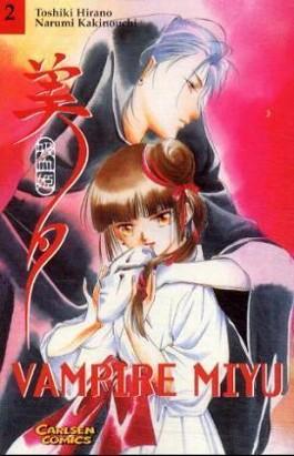 Vampire Miyu. Bd.2
