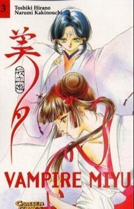 Vampire Miyu. Bd.3
