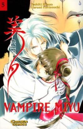 Vampire Miyu. Bd.5