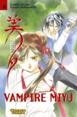 Vampire Miyu. Bd.6