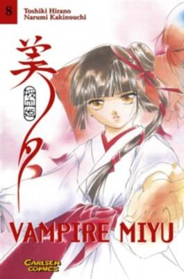 Vampire Miyu. Bd.8