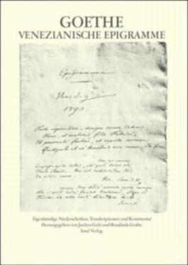 Venezianische Epigramme