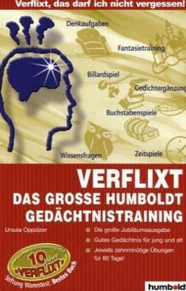 Verflixt - Das grosse Humboldt Gedächtnistraining