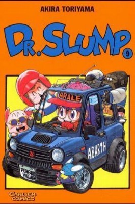 Dr. Slump - Verrückte Flitterwochen