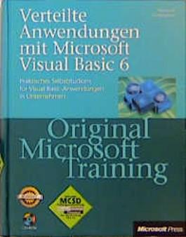 Verteilte Anwendungen mit Visual Basic 6.0, m. CD-ROM