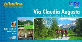 Via Claudia Augusta Von Der Donau Uber Die Alpen an Die Adria