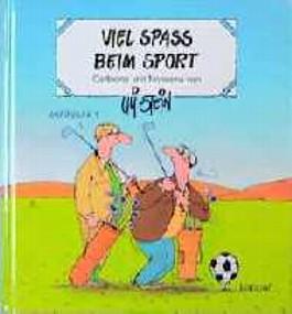 Viel Spaß beim Sport. Cartoons und Nonsens