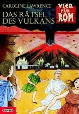 Vier für Rom - Das Rätsel des Vulkans