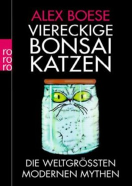 Viereckige Bonsai-Katzen