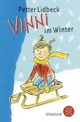 Vinni im Winter