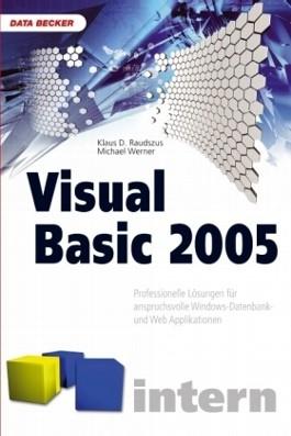 Visual Basic 2005 & .NET 3.0 intern