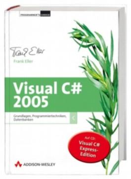 Visual C sharp 2005, m. 2 CD-ROMs