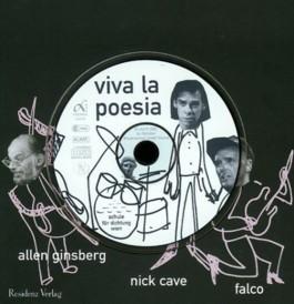 Viva la Poesia, m. Audio-CD
