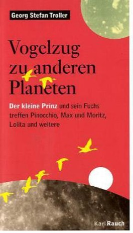 Vogelzug zu anderen Planeten