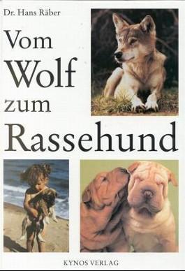 Vom Wolf zum Rassehund