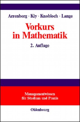 Vorkurs in Mathematik