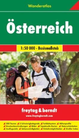 Wanderatlas Österreich