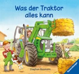 Was der Traktor alles kann