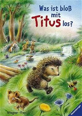 Was ist bloß mit Titus los?