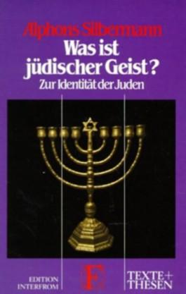 Was ist jüdischer Geist?