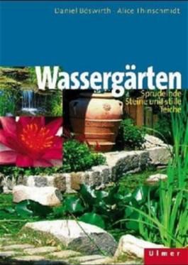Wassergärten: Sprudelnde Steine und stille Teiche